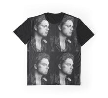 Sebastian Stan #3 Graphic T-Shirt