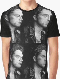 Sebastian Stan #3 Graphic T-Shirt