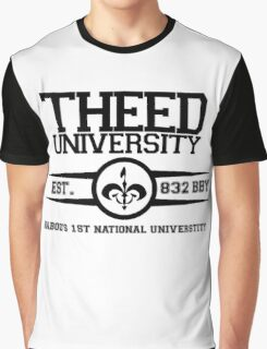 Theed University, Naboo (Star Wars) Graphic T-Shirt
