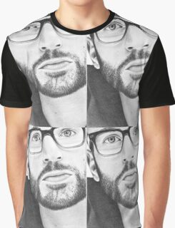 Chris Evans Graphic T-Shirt