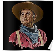 Cowboy Hat Poster
