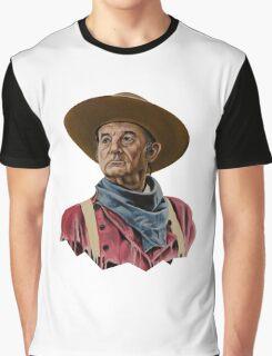 Cowboy Hat Graphic T-Shirt
