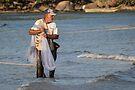 Kamala fisherman by David Clarke