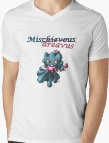 Screech Pokemon Mens V-Neck T-Shirt