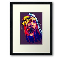 Crowning the Dragon Framed Print