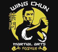 Wing Chun Martial Arts Kids Tee