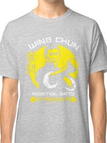 Wing Chun Martial Arts Classic T-Shirt