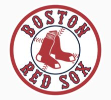 Boston Red Sox One Piece - Short Sleeve
