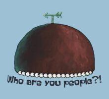 Who Are You People?! - Spongebob Kids Tee