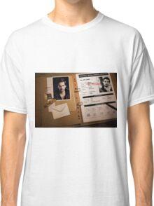 Secret Agent Classic T-Shirt
