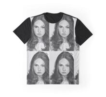 Karen Gillan Graphic T-Shirt