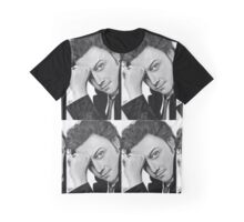 James McAvoy Graphic T-Shirt