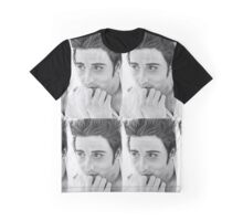 Lee Pace Graphic T-Shirt