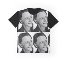 Tom Hiddleston Graphic T-Shirt