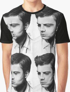 Sebastian Stan #2 Graphic T-Shirt