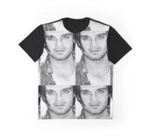 Sebastian Stan Graphic T-Shirt
