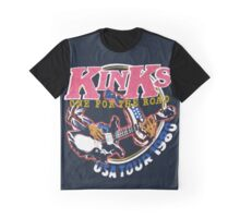 KINKS 2 Graphic T-Shirt