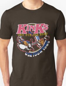 KINKS 2 Unisex T-Shirt