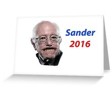Sernie Banders Greeting Card