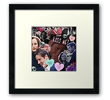 The X-Files Cuties Vol. 2 Framed Print
