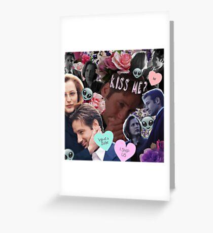 The X-Files Cuties Vol. 2 Greeting Card