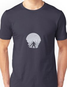 Minimal Star Wars  Unisex T-Shirt