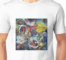 Sunflower Angel Unisex T-Shirt