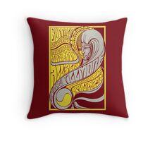 Fillmore: BUFFALO SPRINGFIELD Throw Pillow