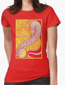 Fillmore: BUFFALO SPRINGFIELD Womens Fitted T-Shirt