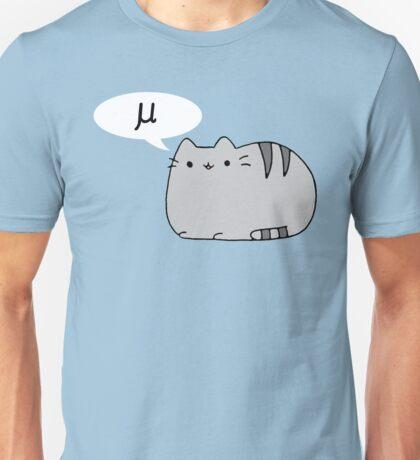 Mu (Mew) Cat Unisex T-Shirt
