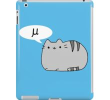Mu (Mew) Cat iPad Case/Skin