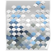 Abstract composition 332 Poster