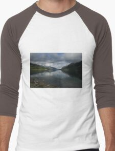 Reflections Men's Baseball ¾ T-Shirt