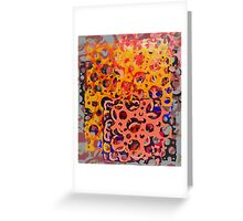 Abstract composition 360 Greeting Card