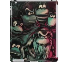 Take It To the Fridge Cranky Donkey Kong 64 iPad Case/Skin