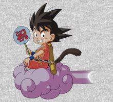 Kid Goku RC One Piece - Long Sleeve