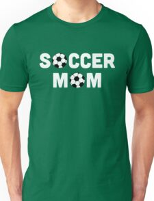 Soccer Mom Sports Quote Unisex T-Shirt
