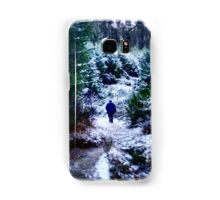 Uphill (alternate version) Samsung Galaxy Case/Skin