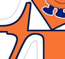 Love Syracuse Sticker