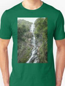 Wending Watery Way-down at Montezuma Falls T-Shirt