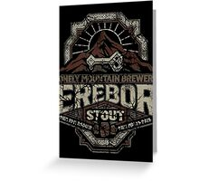 Erebor Stout Greeting Card