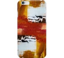 Abstract composition 66 iPhone Case/Skin