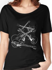 guitars guitars guitars Women's Relaxed Fit T-Shirt