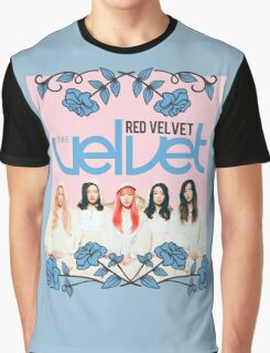 RED VELVET The Velvet Graphic T-Shirt