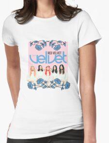 RED VELVET The Velvet Womens Fitted T-Shirt