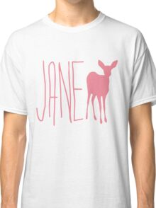Life is strange Jane Doe pink Classic T-Shirt