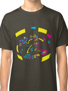 Daft Punk CMYK Classic T-Shirt