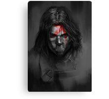 Winter Soldier,Bucky Canvas Print
