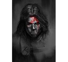 Winter Soldier,Bucky Photographic Print