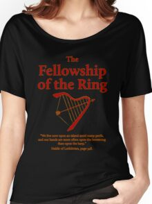 The Fellowship of The Ring Women's Relaxed Fit T-Shirt